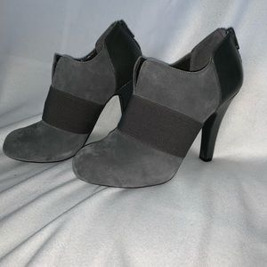Gianni Bini Grey Booties